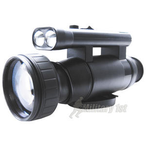 SMK WH35 Night Vision Scope High Magnification Black with Case
