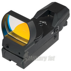 Swiss Arms Multi-Reticule Red Dot Sight 9-11mm Rails