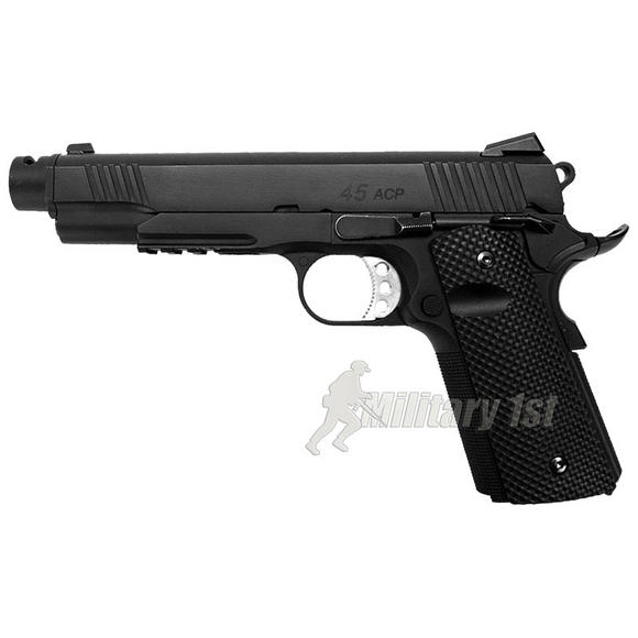 Socom DoubleStar 1911 Combat Pistol Black