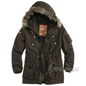 Surplus Trooper Supreme Parka Brown
