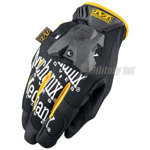Mechanix Wear The Original Gloves Light Black