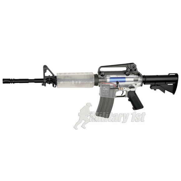 Classic Army M15 A4 Carbine Black / Transparent