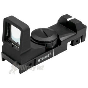 Strike Systems Red/Green Dot Sight with 21mm Mount