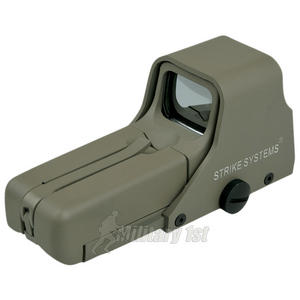 Strike Systems Advanced 552 Red/Green Dot Sight Desert