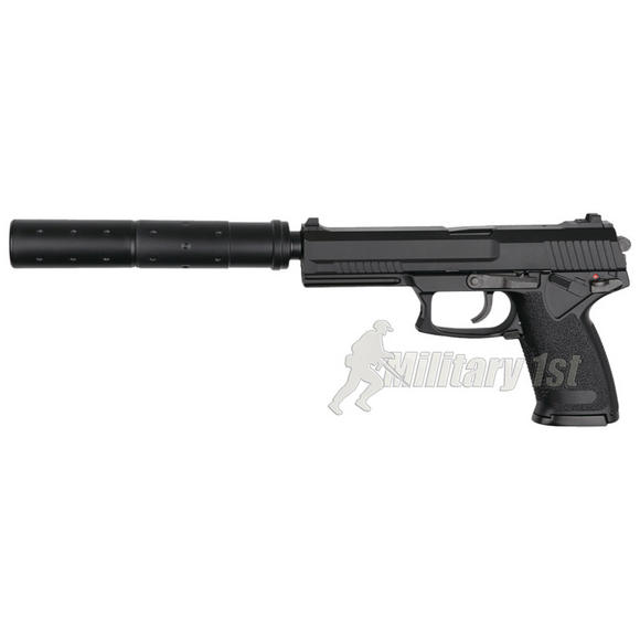 ASG MK23 Special Operations Pistol Black