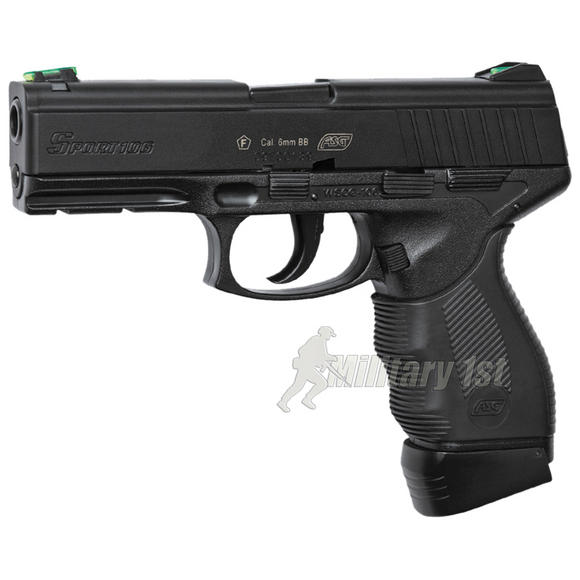 ASG Sport 106 Pistol Black