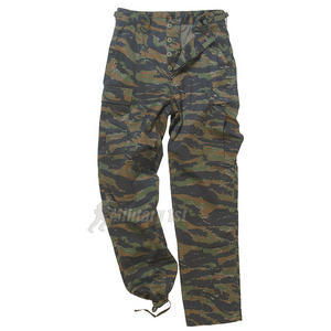 BDU Combat Trousers Tiger Stripe