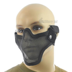 Black Bear Airsoft Shadow Mask Gen 3 Black