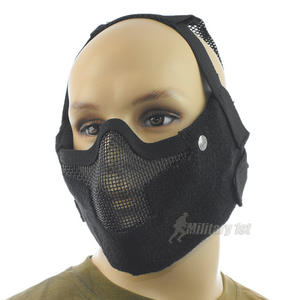 Black Bear Airsoft Splinter Mask Gen 2 Black