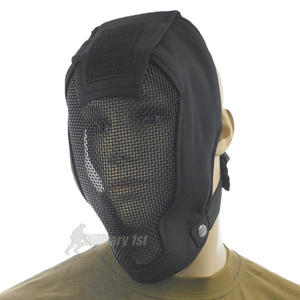 Black Bear Airsoft Rampage Mask Gen 3 Black