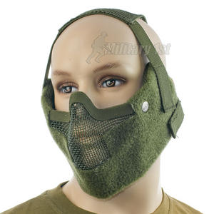 Black Bear Airsoft Splinter Mask Gen 2 Olive