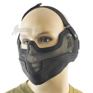 Black Bear Airsoft Raider Mask Gen 3 Black