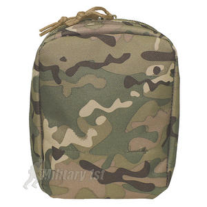 MFH Medical First Aid Kit Pouch MOLLE MultiCam