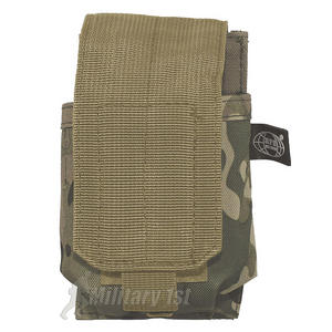 MFH Single M4/M16 Magazine Pouch MOLLE MultiCam