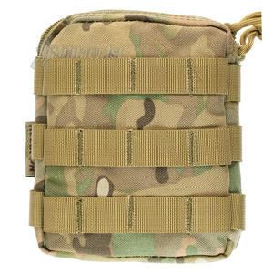 Helikon Utility Pouch MOLLE MultiCam