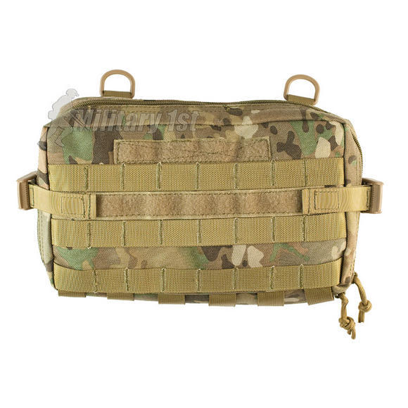 Helikon T&amp;T Pouch MOLLE MultiCam