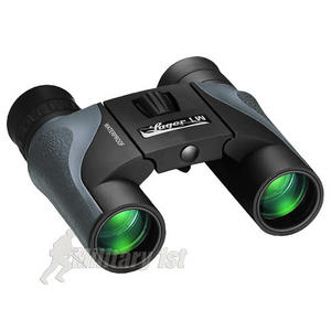 Luger LW 10x25 Binocular Grey / Black