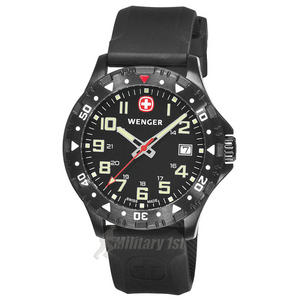 Wenger Off Road Watch Black