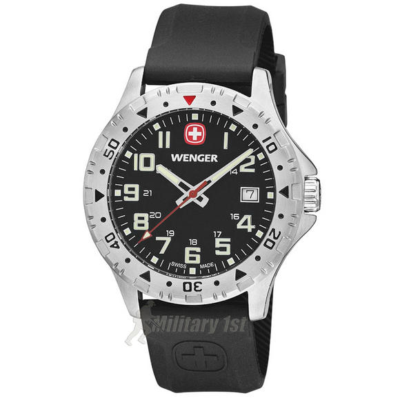 Wenger Off Road Watch Silver