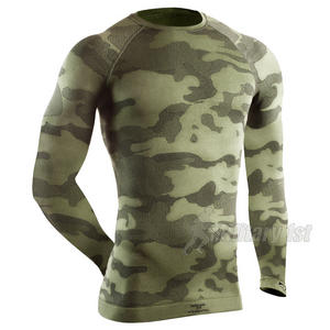 Tervel Optiline Shirt Long Sleeve Camo
