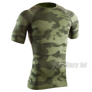Tervel Optiline Shirt Short Sleeve Camo