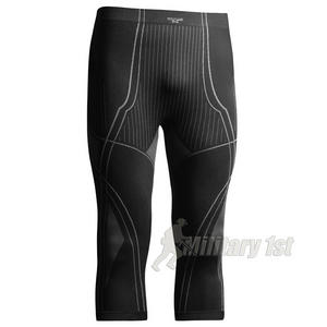 Tervel Optiline Long Bottoms 3/4 Black