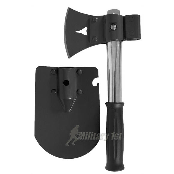 Mil-Com All-in-One Tool Black