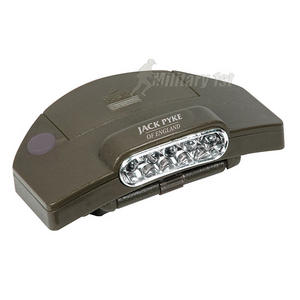 Jack Pyke 5 LED Clip On Cap Light