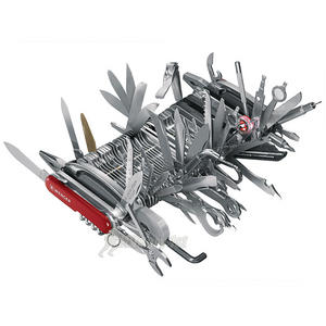 Wenger World's Largest Swiss Army Knife