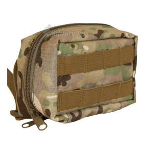 Wisport EMT Pouch MOLLE MultiCam