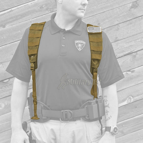 5.11 Brokos VTAC Harness Sandstone