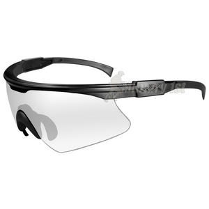 Wiley X PT-1 Glasses - Clear Lens / Matte Black Frame