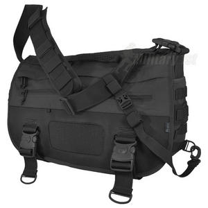 Hazard 4 Defense Courier Big Laptop Messenger Black