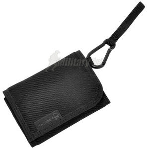Hazard 4 Mil-Wafer Biner Wallet Black