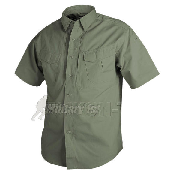 Helikon Shirt Defender Short Sleeve Olive Green