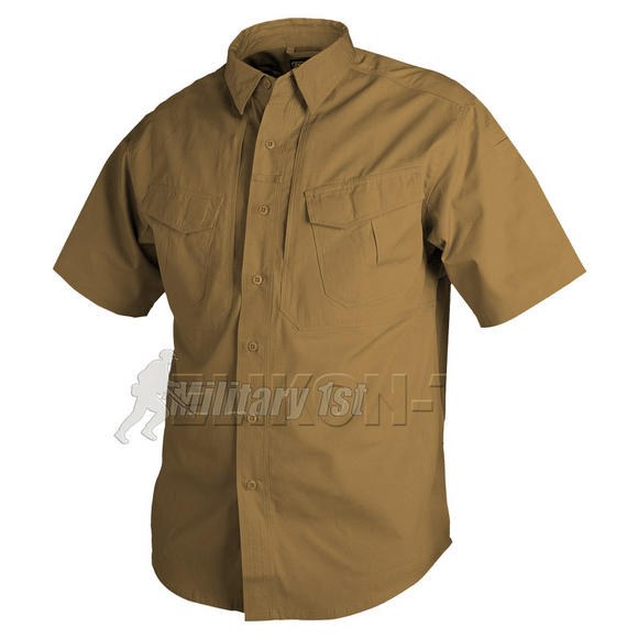 Helikon Shirt Defender Short Sleeve Coyote