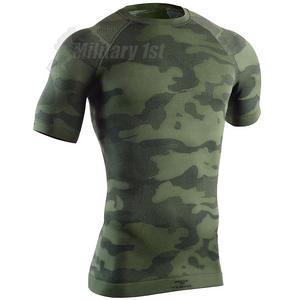 Tervel Optiline Light Shirt Short Sleeve Camo