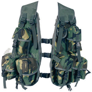 Web-Tex Classic Assault Vest DPM