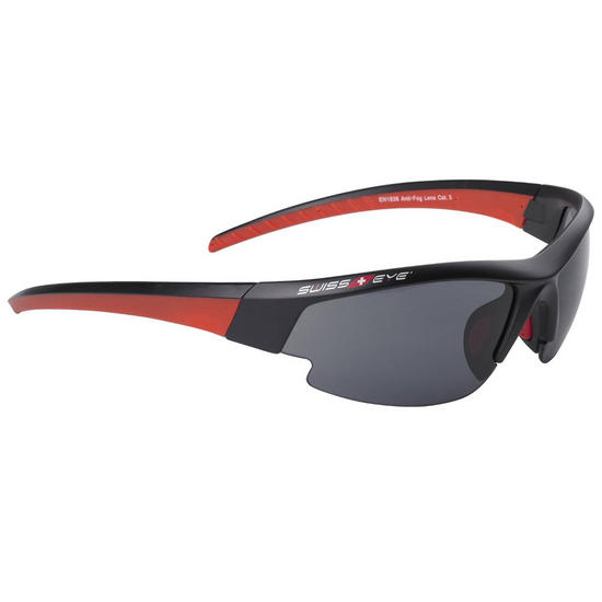 Swiss Eye Gardosa Evolution S - Smoke + Orange + Clear Lens / Red