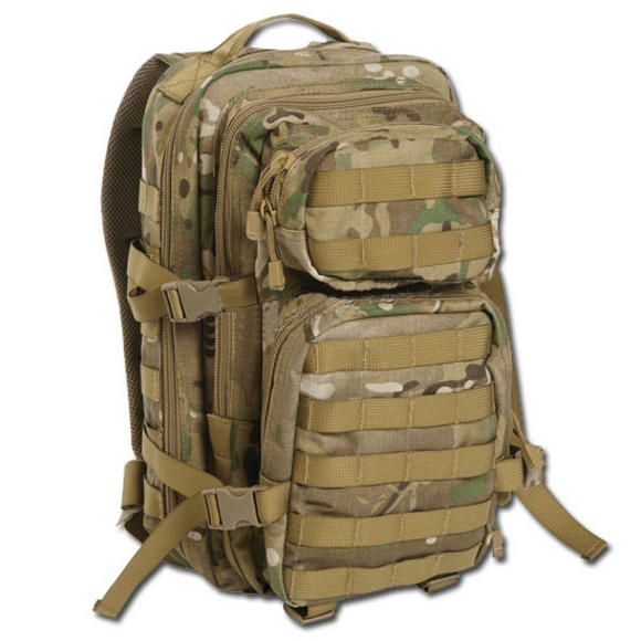 Mil-Tec MOLLE US Assault Pack Small MultiCam