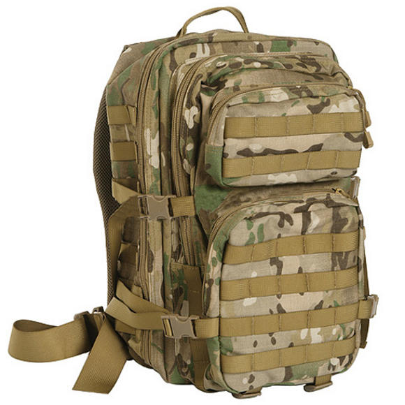 Mil-Tec MOLLE US Assault Pack Large MultiCam
