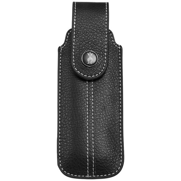 Opinel Chic Black Leather Knife Sheath