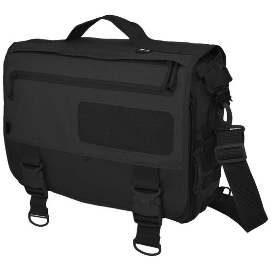 Hazard 4 Messenger of Doom Tactical Bag Black