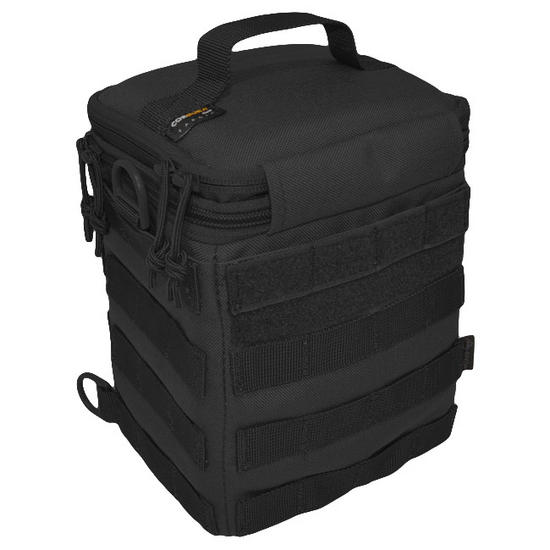 Hazard 4 Forward Observer MOLLE SLR Camera Bin Black