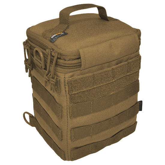 Hazard 4 Forward Observer MOLLE SLR Camera Bin Coyote