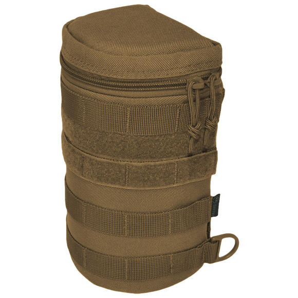 Hazard 4 Jelly Roll Lens Bottle Case Coyote