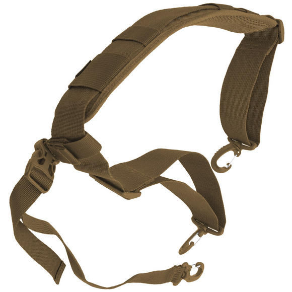 Hazard 4 Deluxe Shoulder and Stabilizer Strap Set Coyote