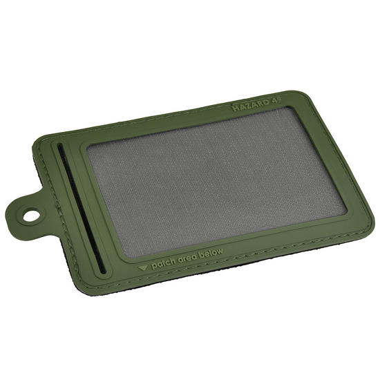 Hazard 4 3D Small Velcro I.D. Holder OD Green
