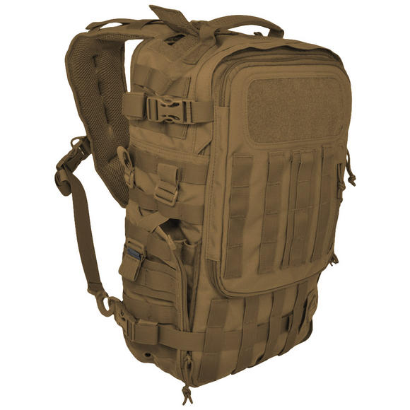 Hazard 4 Switchback Full Sized Laptop Sling Pack Coyote