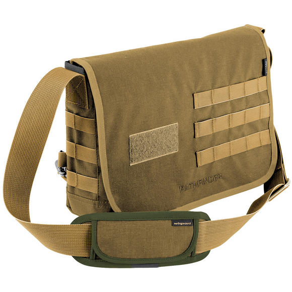 Wisport Pathfinder Shoulder Bag Coyote